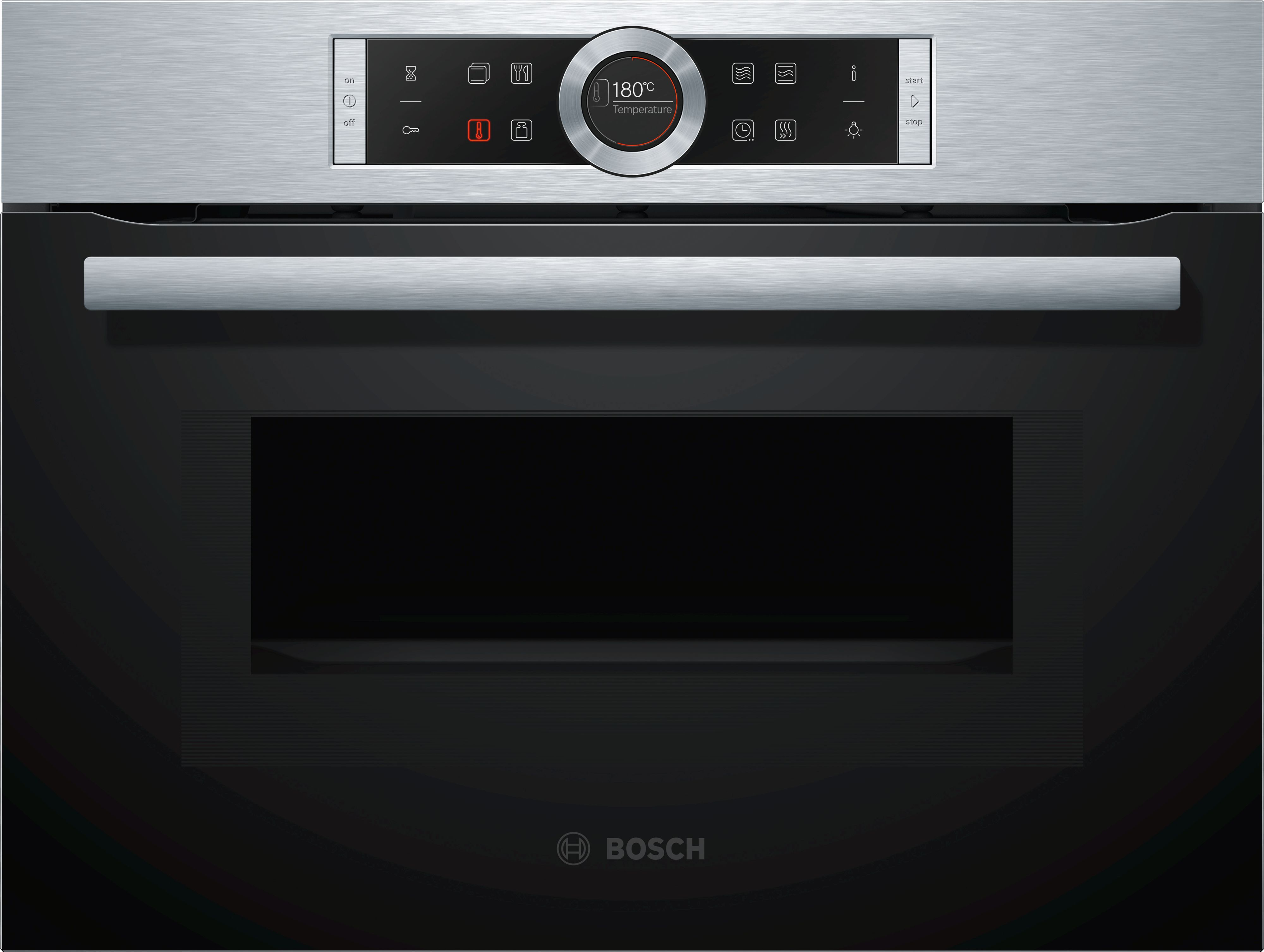 FORNO MULTIFUNZIONE BOSCH CMG633BS1 CMG633BS1 - BbmShop