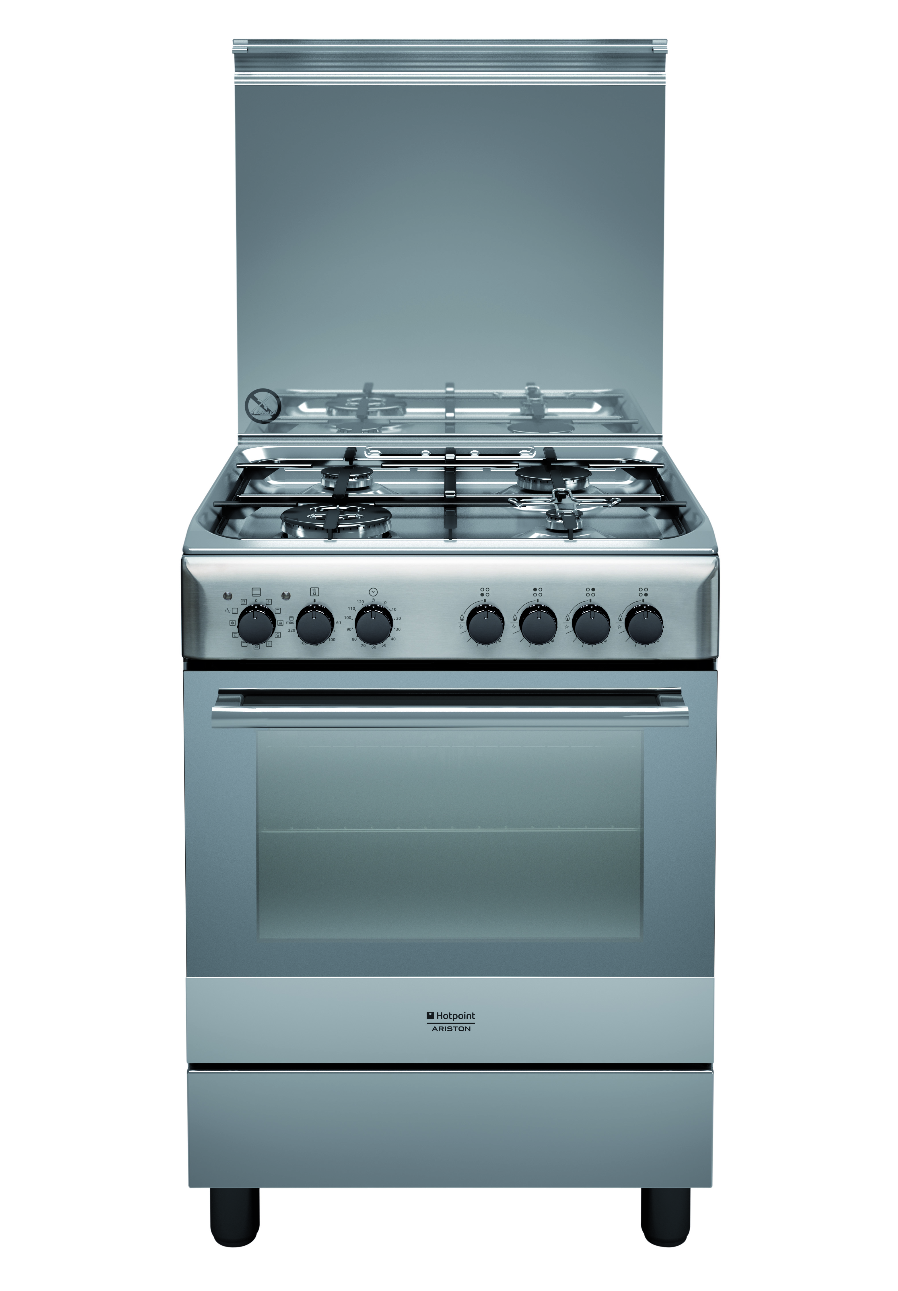 CUCINA MONOBLOCCO HOTPOINT H6TMH2AFXIT - BbmShop - Elettrodomestici ...